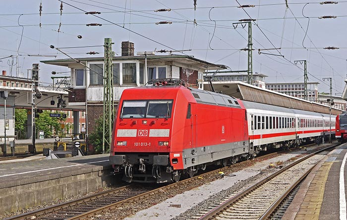 Haftpflichtversicherung - Eisenbahn