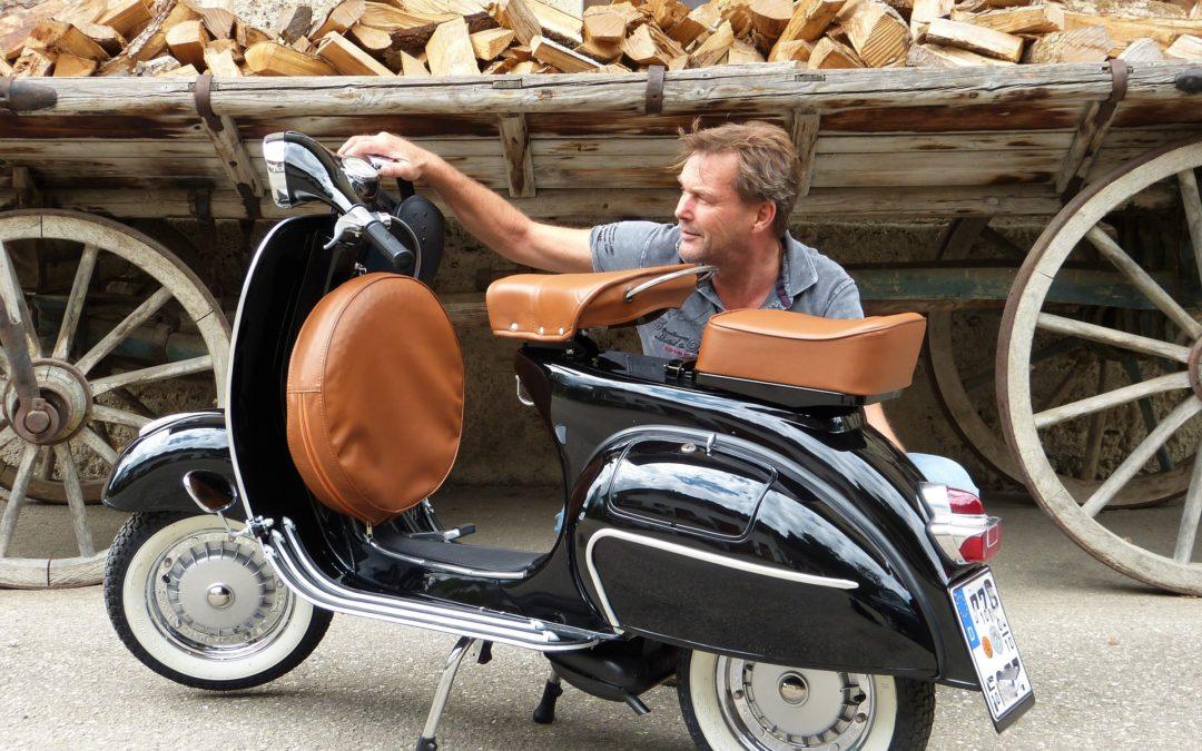 Dank Moped-Versicherung optimal abgesichert: ob Moped oder Mofa wir haben die Lösung – auch mit online Abschluss